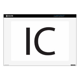 IC DECALS FOR LAPTOPS