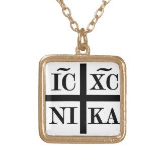 IC XC NIKA Necklace