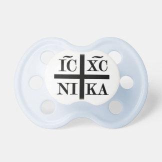 IC XC NIKA Pacifier