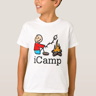 iCamp Gifts. T-Shirt