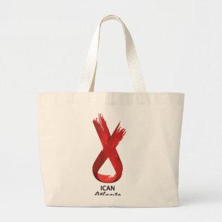 ICAN Atlanta Canvas Bags