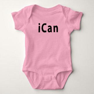 iCan - CUSTOMIZABLE Baby Bodysuit