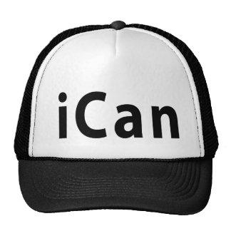 iCan - CUSTOMIZABLE Trucker Hat