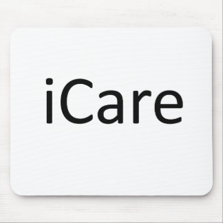 iCare Mouse Pad