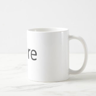 iCare Classic White Coffee Mug