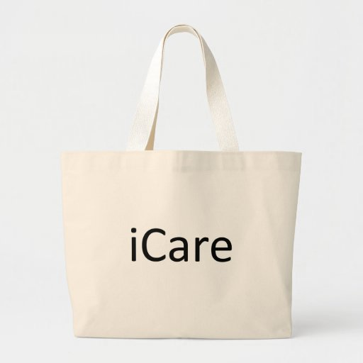 iCare Tote Bags