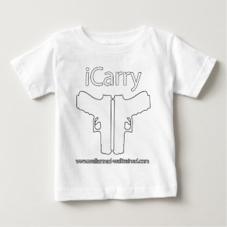 iCarry/Armed & Trained - Shirt