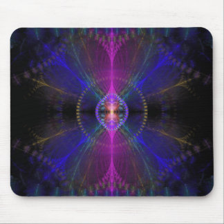 Icarus Abstract Fractal Design Mouse Pads