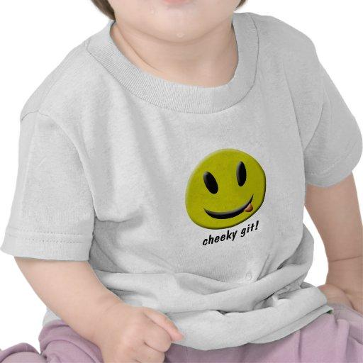 =IcaruS= Cheeky Git!: Infant Tshirt
