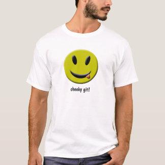 =IcaruS= Cheeky Git!: Men's Tshirt - light
