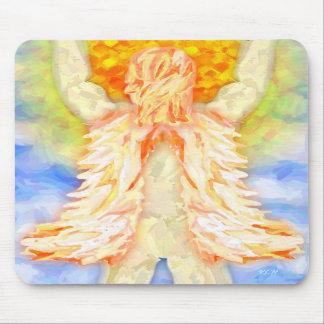 Icarus Digital Art Mouse Pad