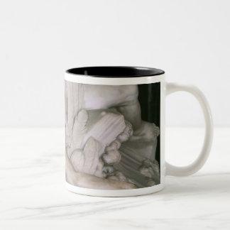 Icarus Falling, 1743 Two-Tone Coffee Mug