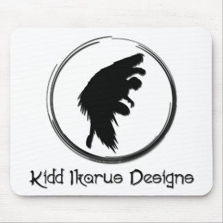 Icarus Logo Mousepad