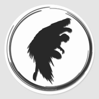 Icarus Logo Stickers