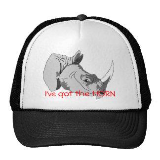 IcaruS Rhino I ve got the HORN Trucker Hat