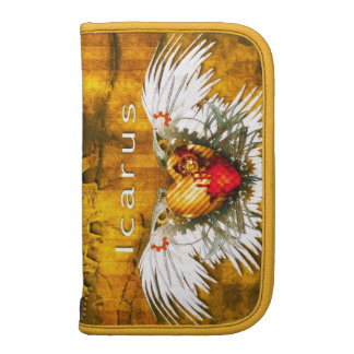 Icarus - Steampunk Smartphone Folio Planner