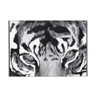 iCase abstracto del tigre iPad Mini Cárcasas