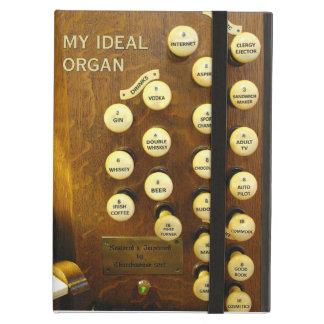 iCase ideal del órgano para el iPad