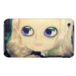 Icase observado azul grande de la muñeca iPod Case-Mate protector