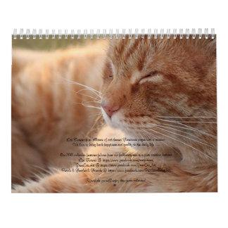 iCat Forever Contest Calendar