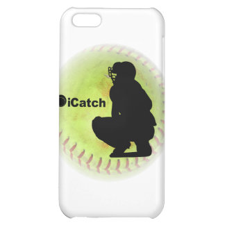 iCatch Fastpitch Softball Case For iPhone 5C