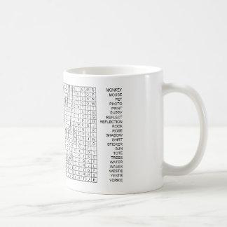 ICBIMProducts Word Search Coffee Mug
