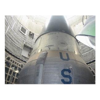 ICBM nuclear Tarjetas Postales