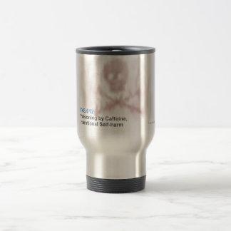 ICD-10: Envenenamiento T43.612 por el cafeína, Taza De Viaje De Acero Inoxidable