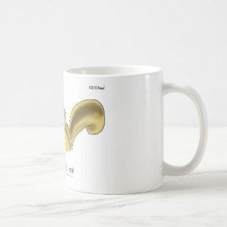 ICD-10: W53.21 Bitten by squirrel Coffee Mug