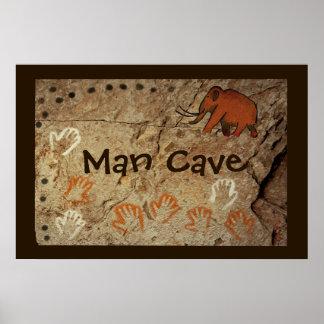 Ice Age Cave Art Print
