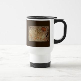 Ice Age Cave Art Travel Mug