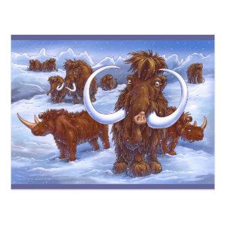 Ice Age Postcards