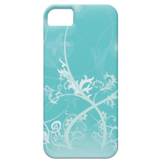 Ice and cold forest iPhone 5 case