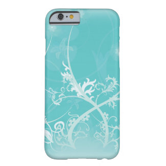 Ice and cold forest iPhone 6 case