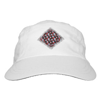 Ice and Fire Vine Pattern Headsweats Hat