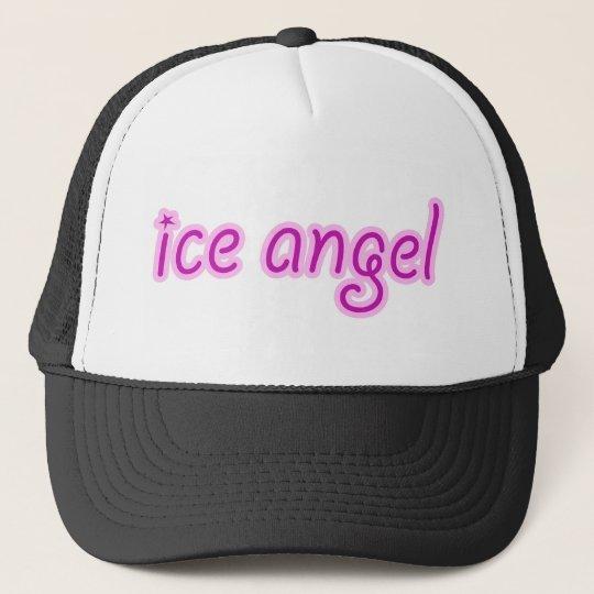 Ice Angel Trucker Hat