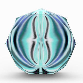 Ice Apple Acrylic Award