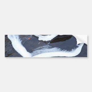 Ice Atoll Bumper Sticker