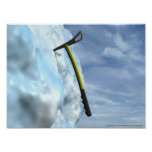 Ice Axe Posters