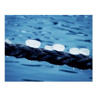 Ice Beads Postcard
