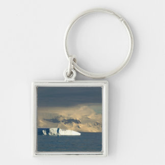 Ice Berg in the starts of the Drake Passage just Keychain