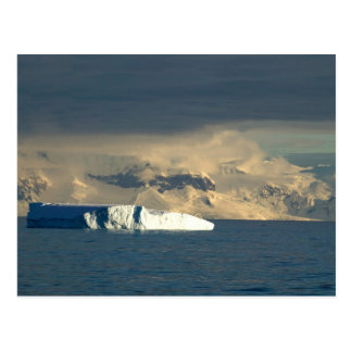 Ice Berg in the starts of the Drake Passage just Postcard