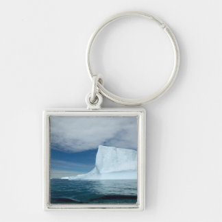 Ice Bergs off of the southern tip of South 2 Keychain