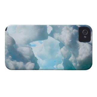 Ice Bergs off of the southern tip of South iPhone 4 Case