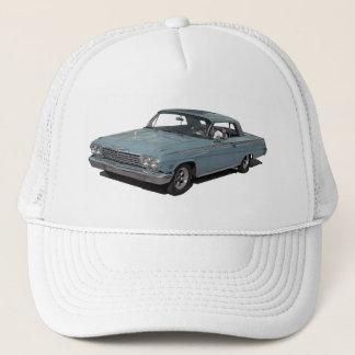 Ice Blue 62 Impala Trucker Hat
