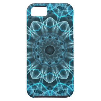 Ice Blue Bliss iPhone SE/5/5s Case