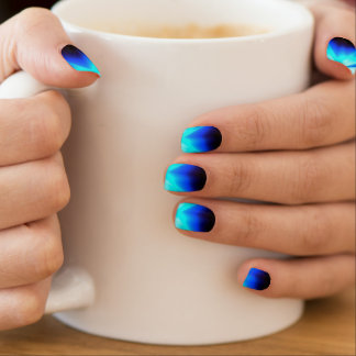 Ice Blue Minx Nails Minx® Nail Wraps