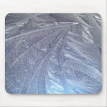 Ice Blue Mouse Pad