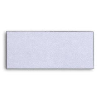 Ice Blue Parchment Envelope