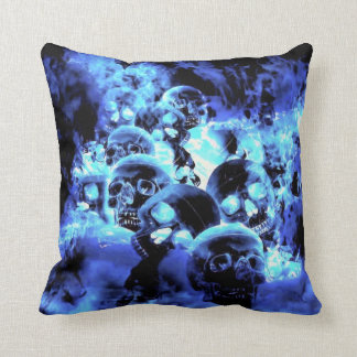Ice Blue Throw Pillows : Ice Blue Pillows, Ice Blue Throw Pillows